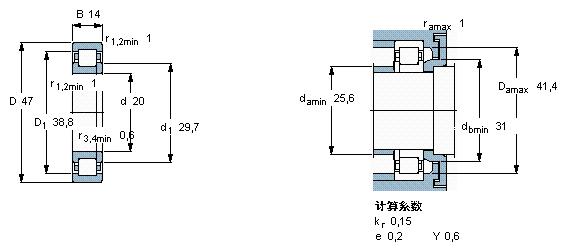NUP 204 ECML