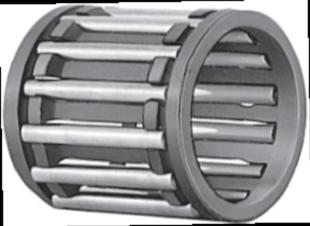 連桿用滾針與保持架組件
